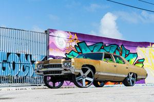 Chevrolet Caprice DUB Baller - S116 Wheels
