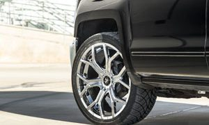 Chevrolet Silverado DUB Royalty - S207 Wheels