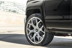 Chevrolet Silverado DUB Royalty - S207 Wheels