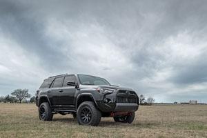 Toyota 4Runner Fuel Tactic - D630 Wheels