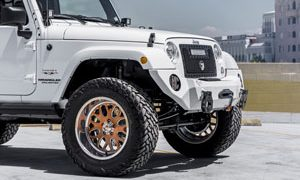 Jeep Wrangler Fuel FF19 Wheels