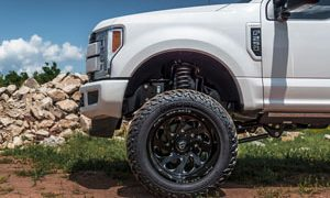 Ford F-250 Super Duty Lariat Fuel Vortex - D637 Wheels