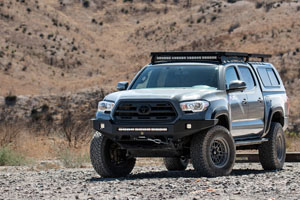 Toyota Tacoma Fuel Nitto - D668 Wheels