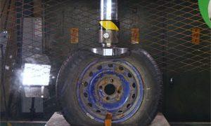 Steel vs Alloy Wheels Strength