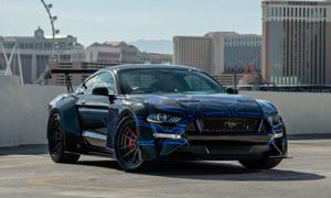 Galpin Auto Sports Wide-Body Road Racing Mustang GT