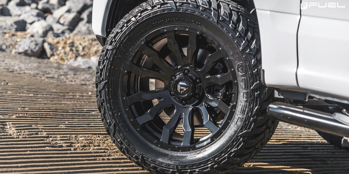 Ford F-150 Fuel Blitz - D675 Wheels