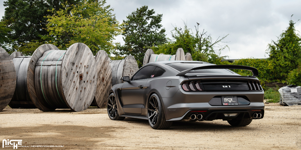 Ford Mustang GT Niche Gemello - M219 Wheels