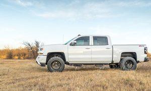Chevrolet Silverado 1500 on Fuel Nitro - D667 Wheels