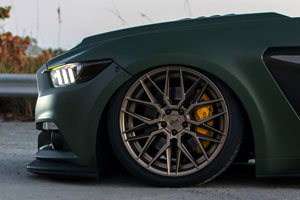Ford Mustang Niche Gamma - M191 Wheels