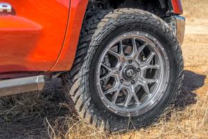 Toyota Tundra Fuel Tech - D672 Wheels