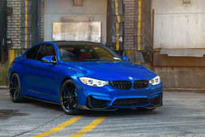 BMW M4 Niche Vosso - M203 Wheels
