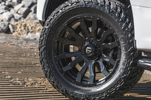 Ford F-150 Fuel Blitz - D675 Wheels