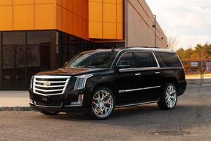 Cadillac Escalade ESV Niche Vice – M234 SUV Wheels