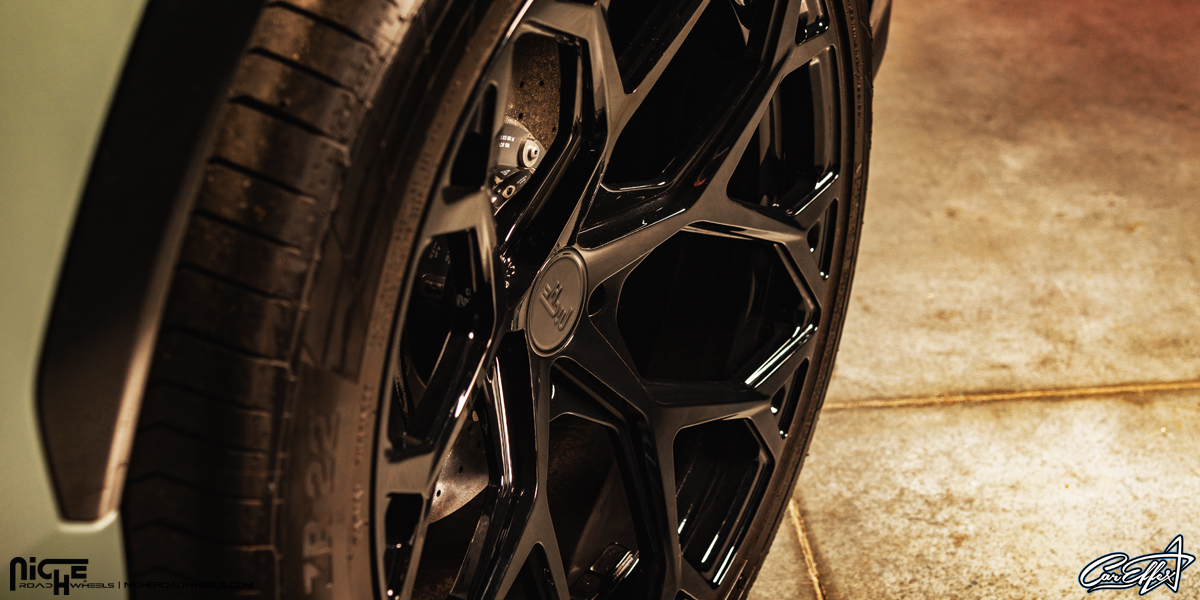 Lamborghini Urus Niche Volterra Wheels