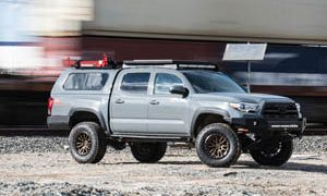 Toyota Tacoma Fuel Rebel - D681 Wheels