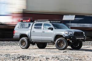 Toyota Tacoma Fuel Rebel - D681 Wheels