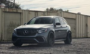 Mercedes-AMG GLC 63 Rotiform JDR Wheels