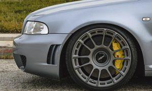 Audi RS4 Avant Rotiform OZR Wheels