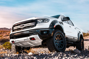 Ford Ranger Fuel Vector - D579 Wheels