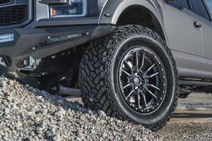 Ford F-150 Raptor Fuel Rebel - D680 Wheels