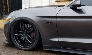 Ford Mustang GT Niche Methos - M194 Wheels