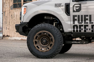 Ford F-250 Super Duty Fuel Vengeance - D687 Wheels