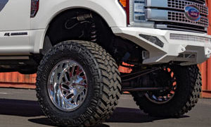 Ford F-250 Super Duty Fuel Triton - D609 Wheels