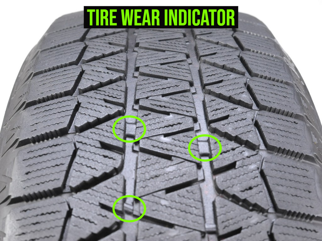 Tire Wear Indicator