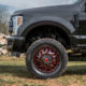 Ford F-350 Super Duty Fuel Triton Dually - D656 Wheels