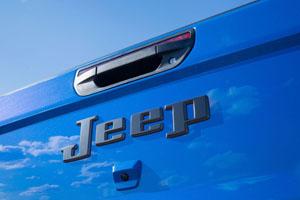 Jeep J6 Concept Truck Wheels