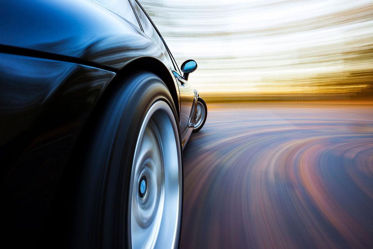 Summer tires temperature range