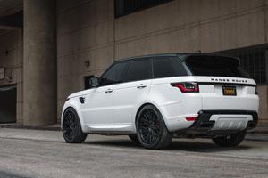 Range Rover Sport Rotiform JDR Wheels