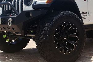 Jeep Gladiator Fuel Assault - D546 Wheels