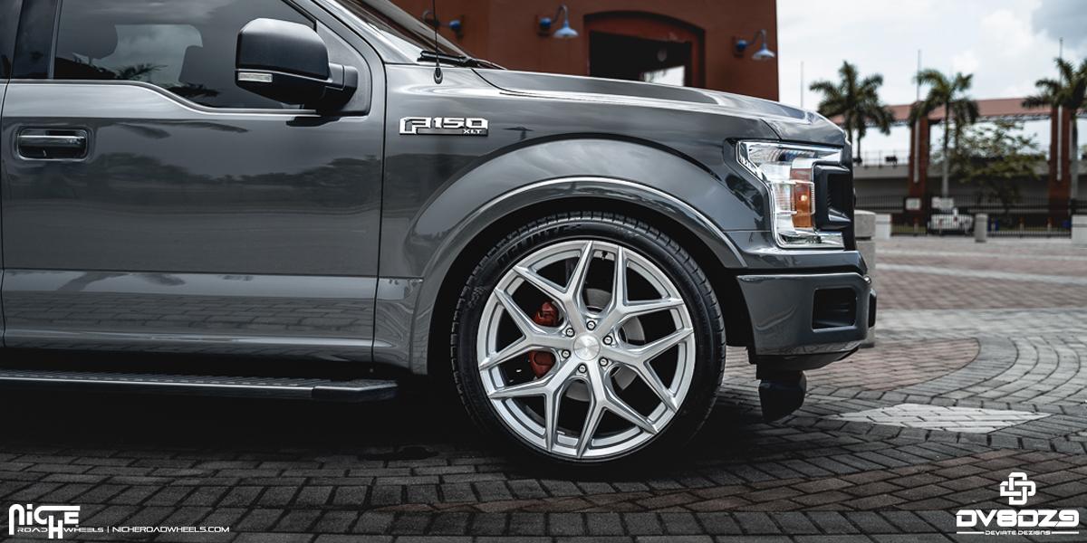 Ford F-150 Niche Vice - M233 SUV Wheels