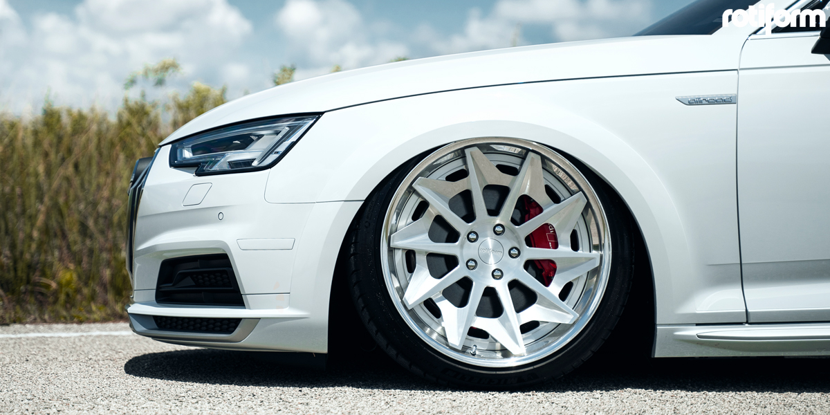 Audi A4 Allroad Rotiform CVT Wheels