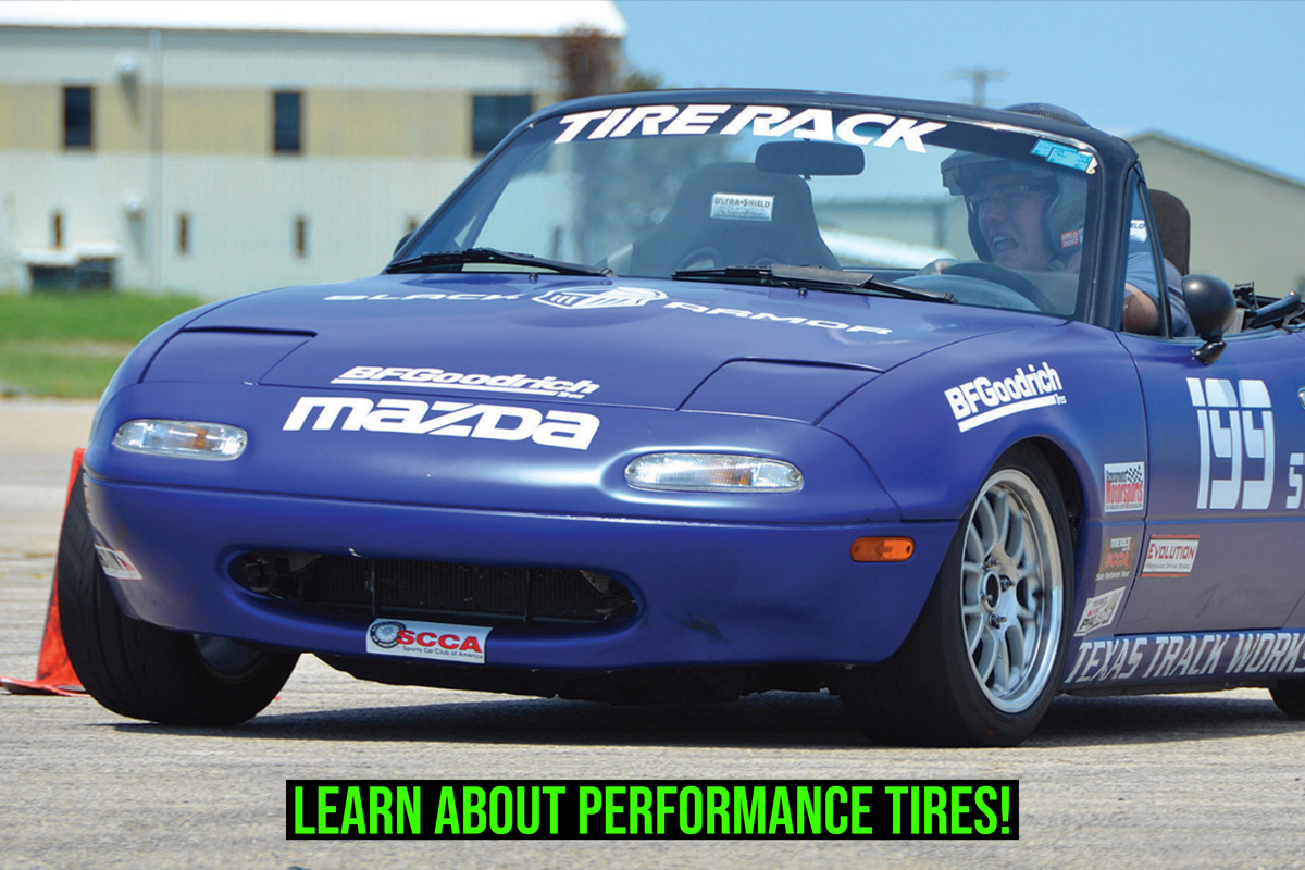 Learn about Performance Tires!
