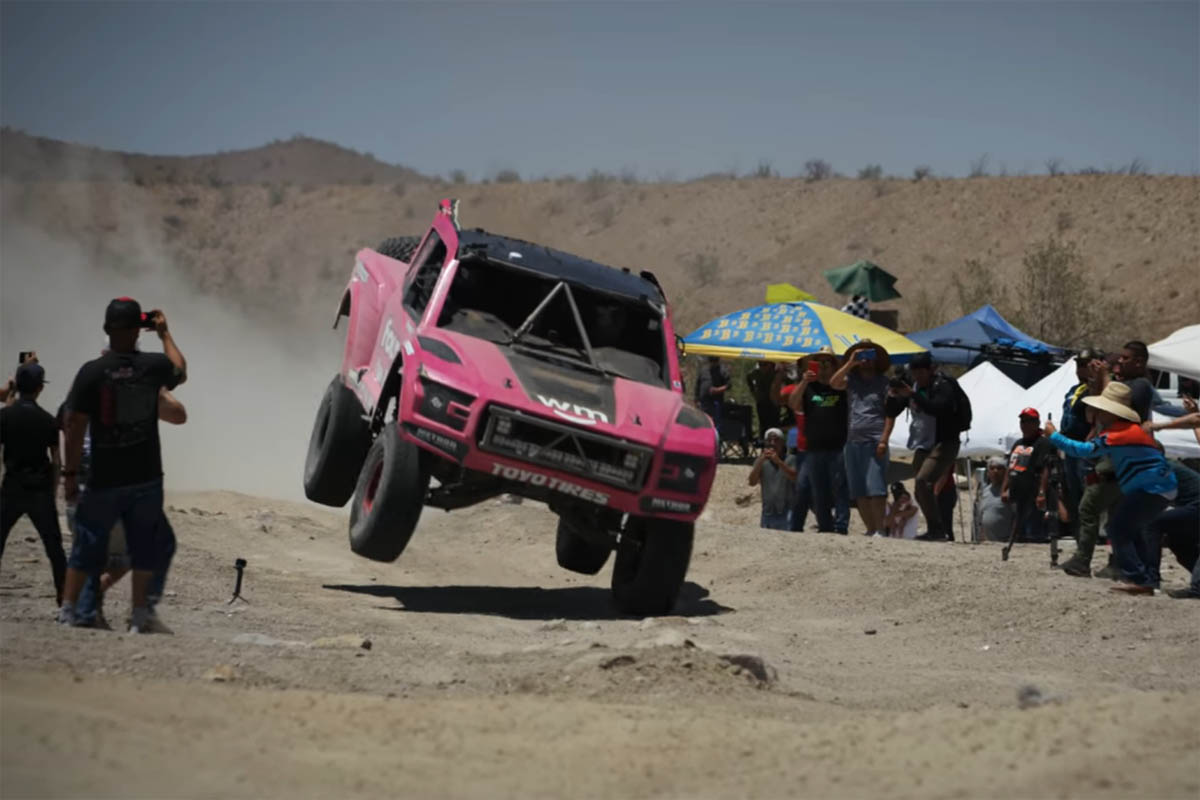Baja 500 Toyo Tires Truck Rims