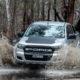 Ford Ranger Fuel Trophy - D552 Wheels