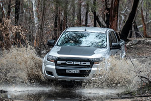 Ford Ranger Fuel Trophy - D552 Wheels