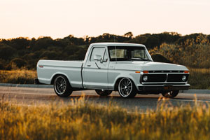 Ford F-100 US Mags Rambler - U111 Wheels