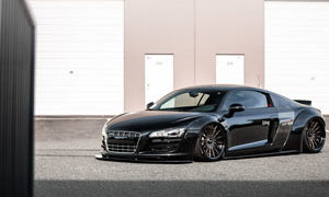 Audi R8 Rotiform NEK Wheels