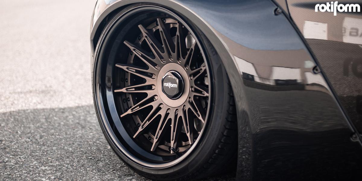 Audi R8 Rotiform NEK Wheels