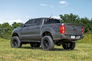 Ford Ranger Fuel Rebel - D679 Rims