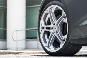 Chevrolet Camaro SS Foose Impala - F170 wheels
