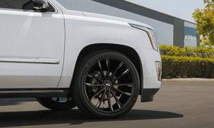 Cadillac Escalade DUB Clout - S252 wheels