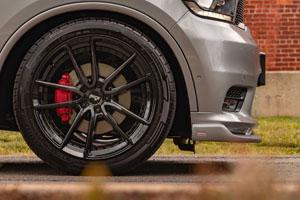Dodge Durango RT with Niche DFS – M223 Wheels