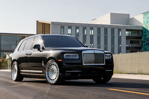 Rolls-Royce Cullinan Rotiform VCE-T wheels