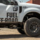 Ford F-250 Super Duty with Fuel Rebel - D680 Wheels