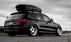 Audi Q5 with Rotiform WRO wheels