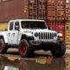 Jeep Gladiator with Fuel Contra - D644 wheels